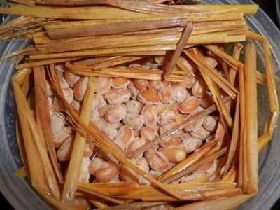 手作りわら納豆