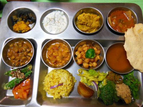 南インド家庭料理 カルナータカ