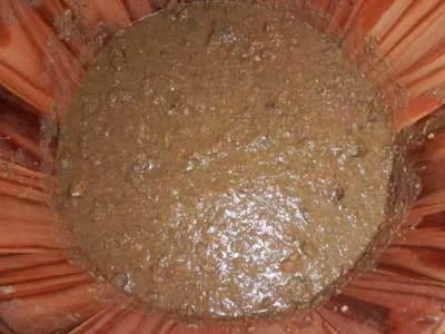 豆味噌 八丁味噌作り
