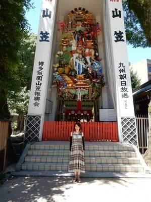 櫛田神社 山笠